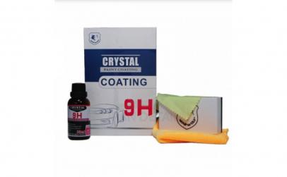Protectie ceramica auto Crystal Coating