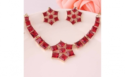 Set bijuterii fashion Stars Crystal