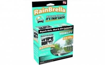 Rainbrella, solutia impotriva umezelii