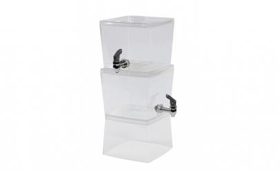 Dispenser sucuri - 2 recipiente