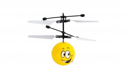 Elicopter mini jucarie cu infrarosu