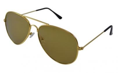 Ochelari de soare Aviator  - Gold
