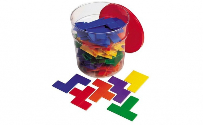 Piese tetris curcubeu   Pentomino