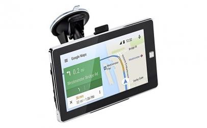 "Sistem de navigatie GPS, diagonala 7"""