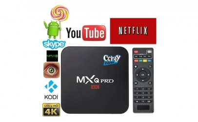 Sistem multimedia Smart Internet MXQ-PRO