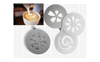 Set 3 discuri cafea