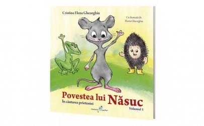 Povestea lui Nasuc volumul 1 In cautarea