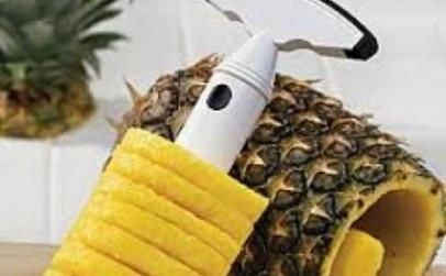 Aparat de feliat ananas
