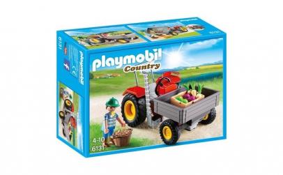 Joc Playmobil, Country Farm, Tractor de