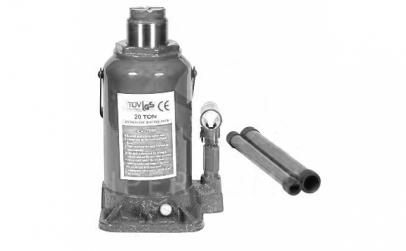 Cric hidraulic cilindric 20T