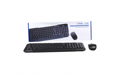 Kit tastatura + mouse wireless