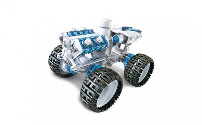 Automobil jucarie de construit