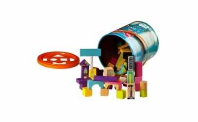 Set cuburi Momki pentru constructie