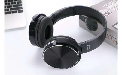 Set casti XB450 BT, cu microfon