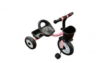 Tricicleta copii cu cos
