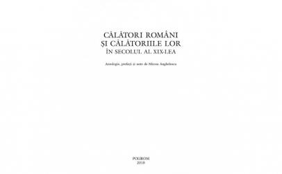 Calatori romani si calatoriile lor in