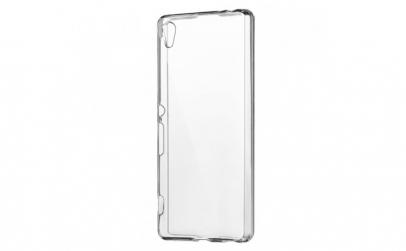 Husa Clear Gel 1.0mm pentru Sony Xperia