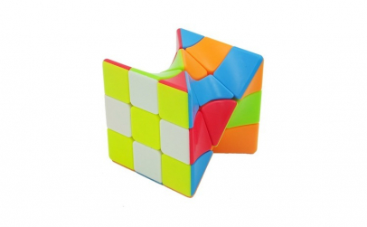 Fanxin Twisty Cub Rubic 3x3x3