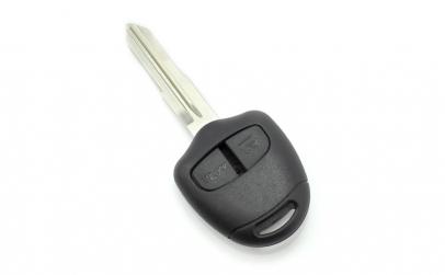 Mitsubishi - Carcasa cheie 2 butoane,