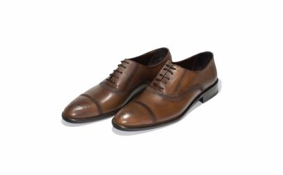 Pantofi din piele naturala, Adam