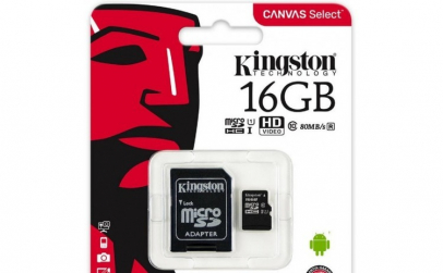 Card de memorie Kingston MicroSDHC