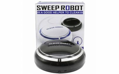 Aspirator robot