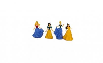 Set figurine - 4 printese Party Princess