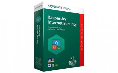 Licenta retail Kaspersky Internet