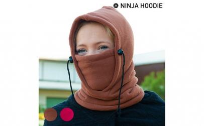 Glugă Multifuncțională Ninja Hoodie