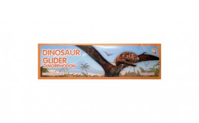 Jucarie Planor Dinozaur, lungime 24 cm