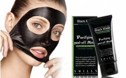 Set 2 x Masca neagra
