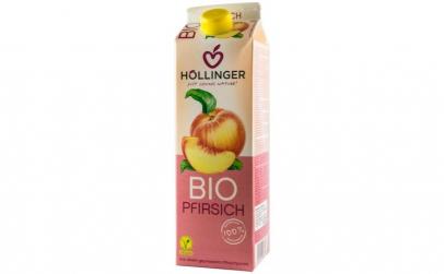 Nectar Bio din piersici, 1l HOLLINGER