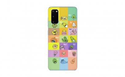 Skin Samsung S20 5G Super TOUCH
