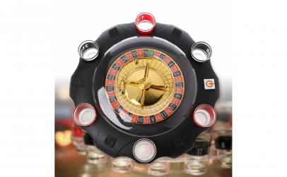 Ruleta electronica cu shoturi, 6 pahare,