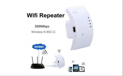 Amplificator retea semnal Wireless