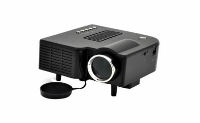 Videoproiector cu LED HDMI Negru