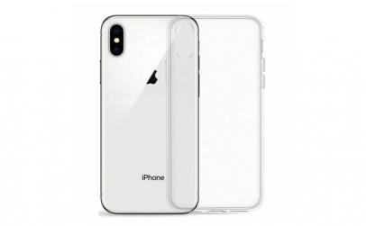 Husa transparenta de protectie iPhone
