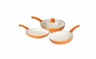Set de gatit - 4 piese ceramica