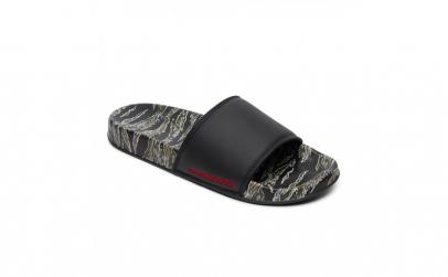 Slapi barbati DC Shoes SE Leather Slider