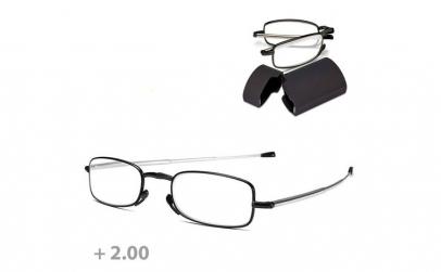 Ochelari de vedere cu dioptrii +2,