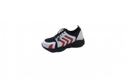 Pantofi sport SEYTIL, cu model rosu,