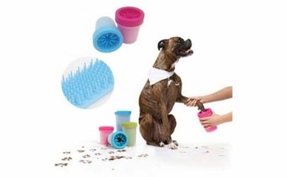 Dispozitiv curatare labute animale