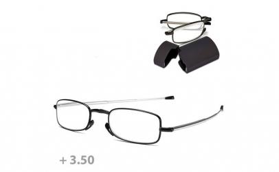 Ochelari de vedere cu dioptrii +3.50,