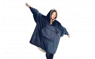Huggle hoodie ultra plush