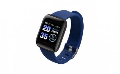 Ceas Smartwatch Techstar® D13 Albastru