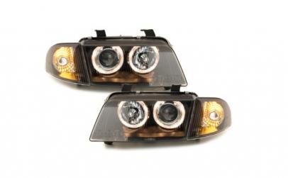 Set 2 faruri compatibil cu AUDI A4 B5 (1