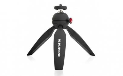 Kit pentru Vlogging, LED6 Minitrepied cu