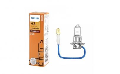 Bec Philips 12v 55w H3 vision