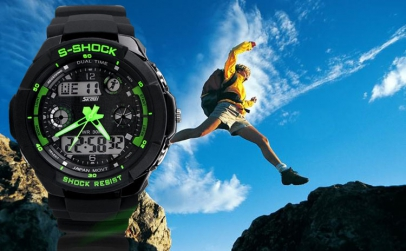 Ceas Subacvatic SKMEI S-Shock waterproof