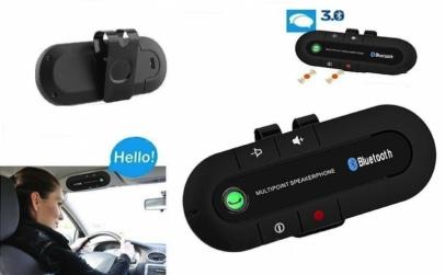 Difuzor Bluetooth auto